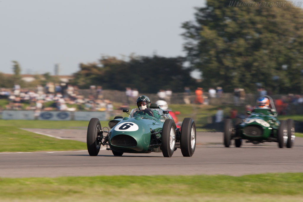 Aston Martin DBR4 - Chassis: DBR4/4   - 2011 Goodwood Revival