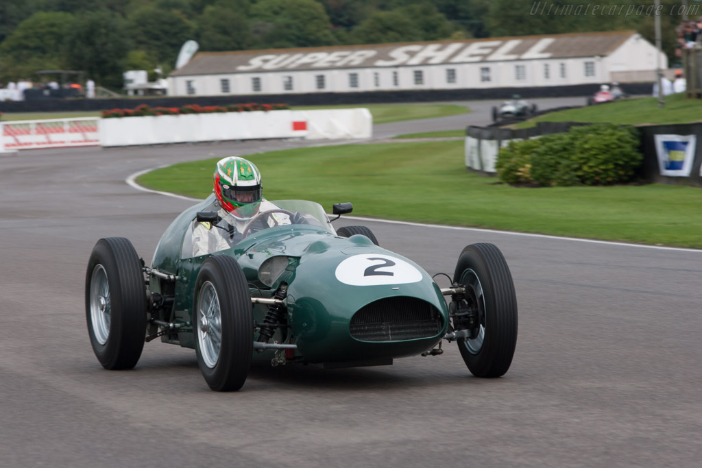 Aston Martin DBR4 - Chassis: DBR4/4   - 2013 Goodwood Revival