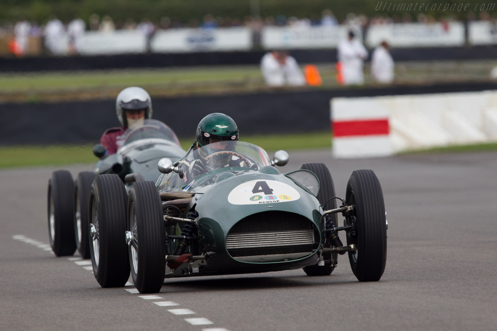 Aston Martin DBR4 - Chassis: DBR4/1   - 2013 Goodwood Revival