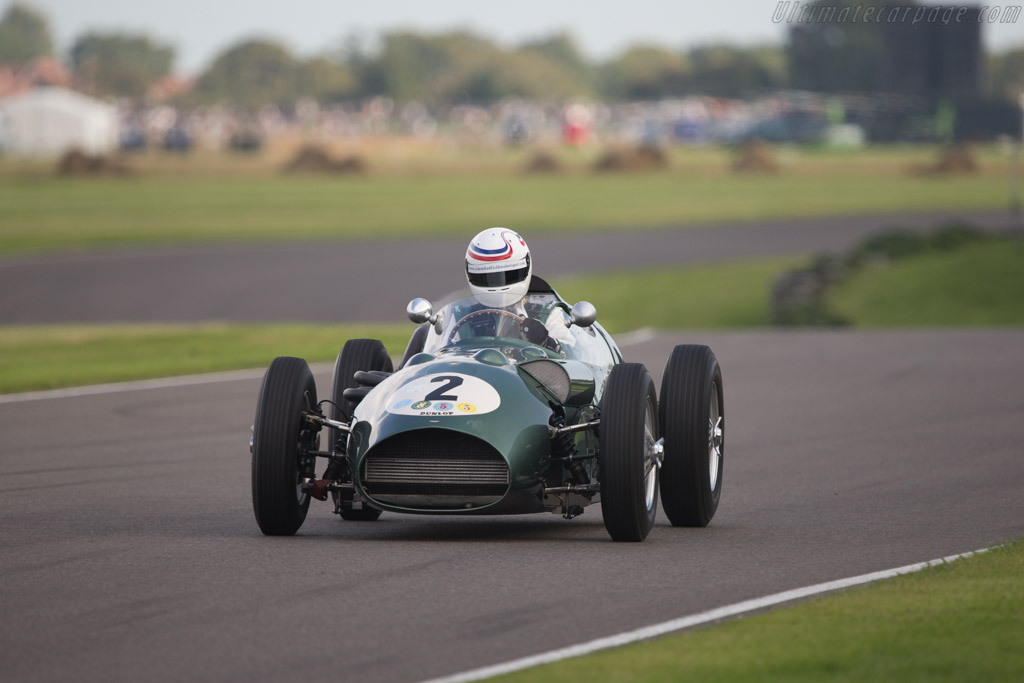 Aston Martin DBR4 - Chassis: DBR4/1   - 2014 Goodwood Revival