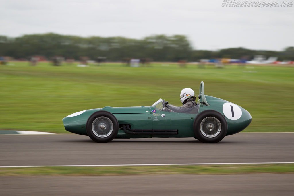 Aston Martin DBR4 - Chassis: DBR4/4   - 2015 Goodwood Revival