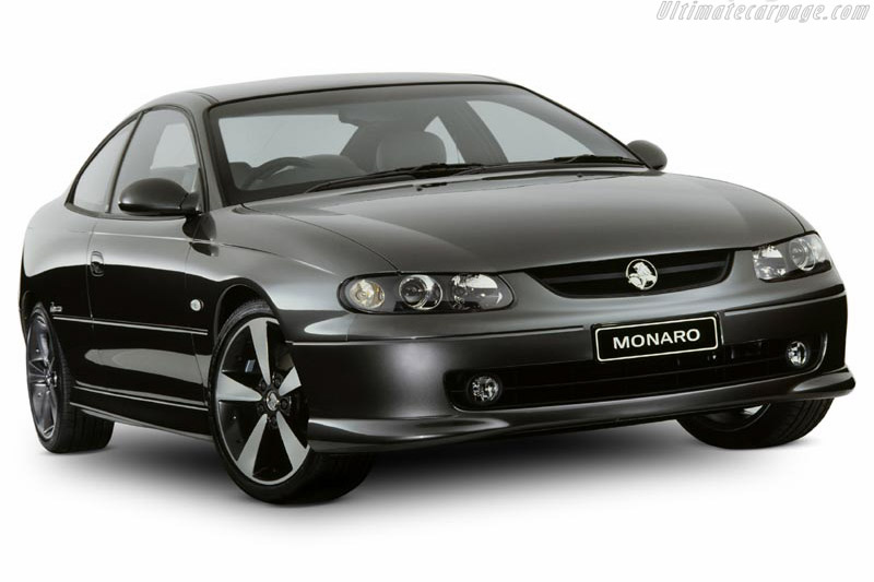 Click here to open the Holden Monaro CV8-R gallery