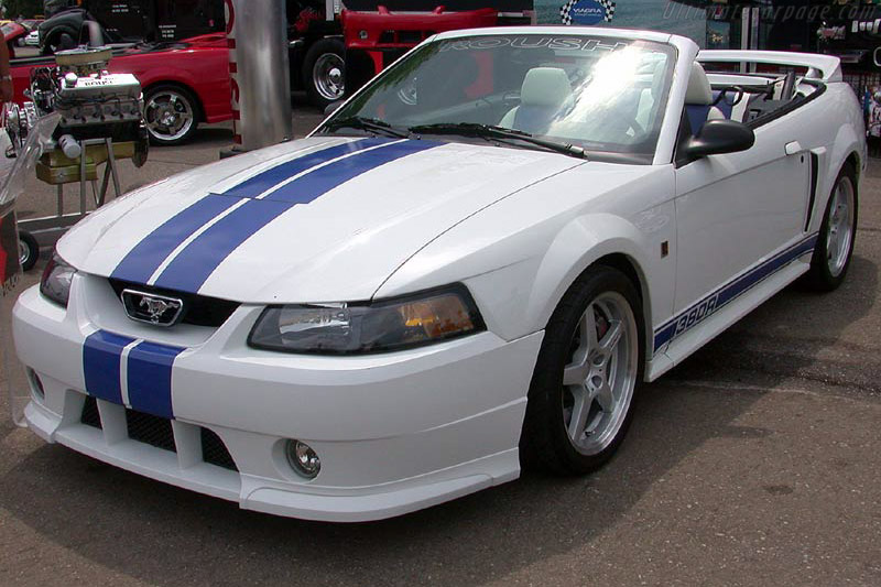 Click here to open the Roush Mustang 380R Convertible gallery