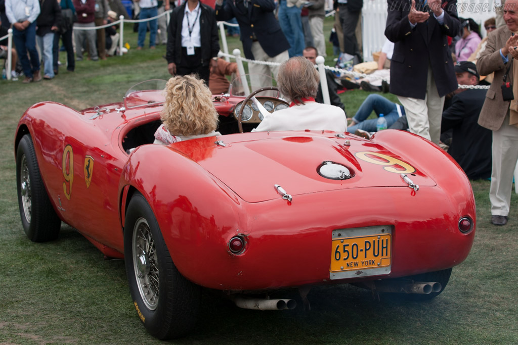 Ferrari 375 MM Pinin Farina Spyder - Chassis: 0382AM   - 2010 Pebble Beach Concours d'Elegance