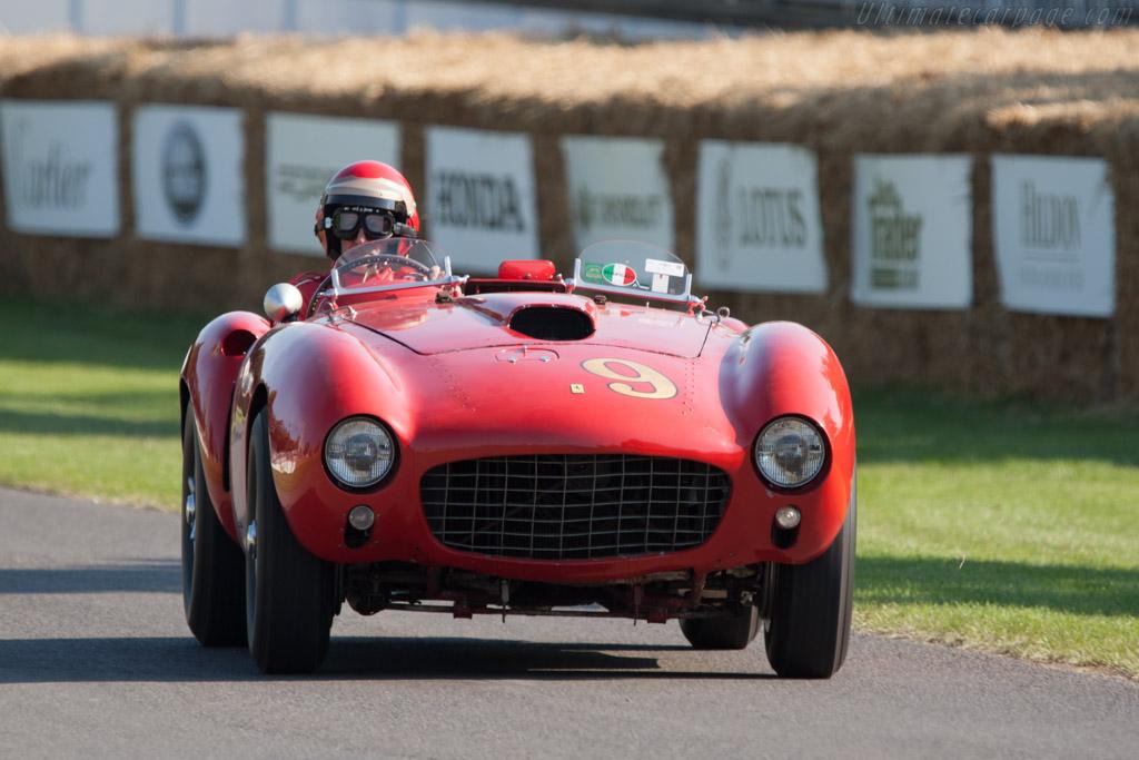 Ferrari 375 MM Pinin Farina Spyder - Chassis: 0382AM   - 2011 Goodwood Festival of Speed