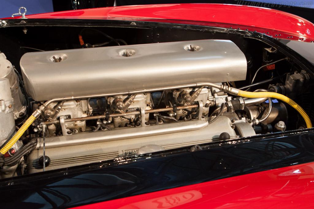 Ferrari 375 MM Pinin Farina Spyder - Chassis: 0374AM   - 2012 Monaco Historic Grand Prix