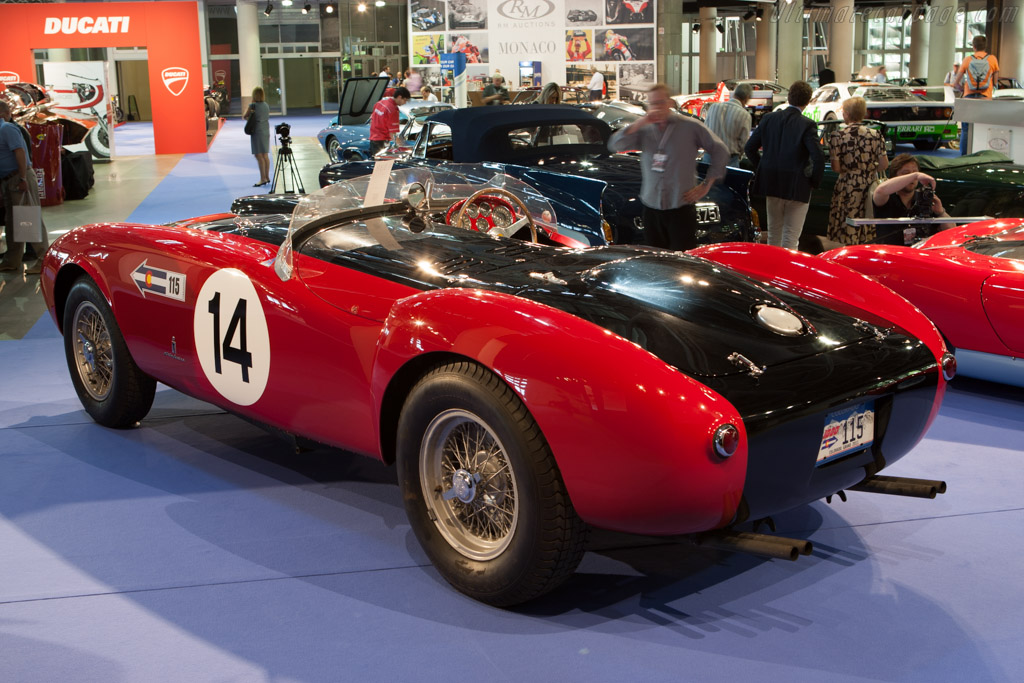 Ferrari 375 MM Pinin Farina Spyder - Chassis: 0374AM   - 2012 Monaco Historic Grand Prix