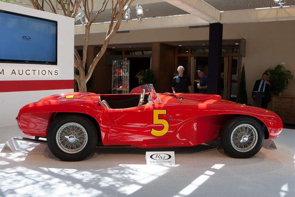 Ferrari 375 MM Pinin Farina Spyder - Chassis: 0364AM   - 2013 Monterey Auctions