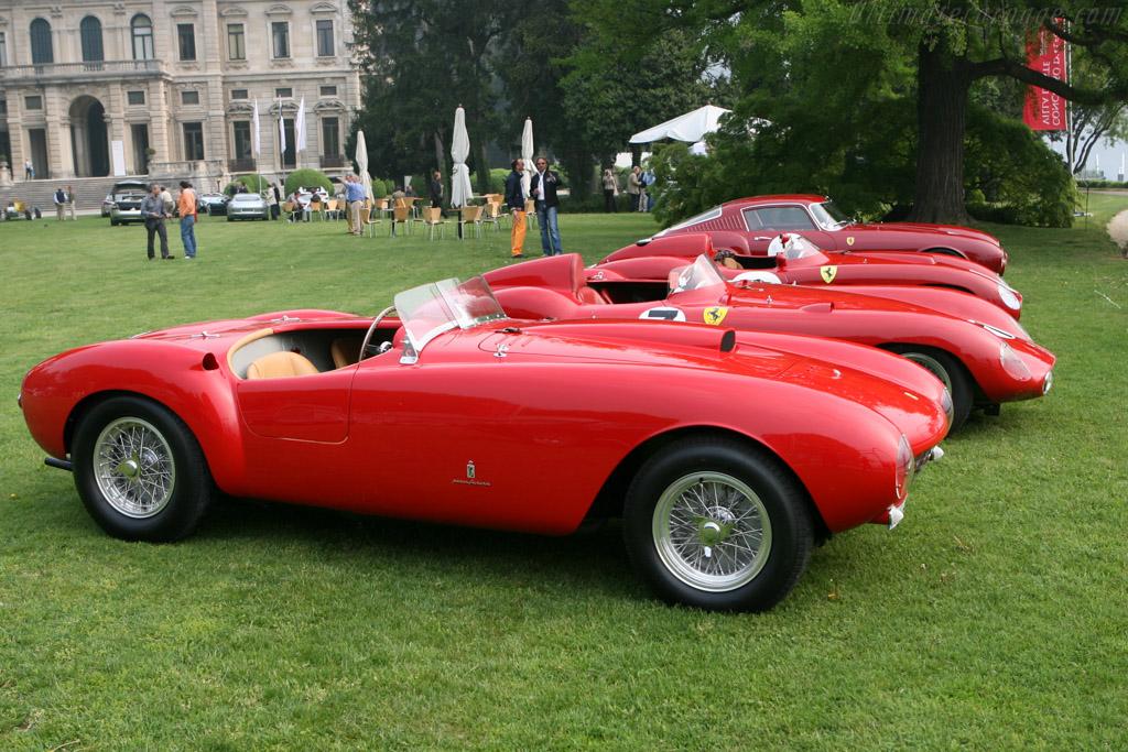 Ferrari 375 MM Pinin Farina Spyder - Chassis: 0360AM   - 2007 Concorso d'Eleganza Villa d'Este