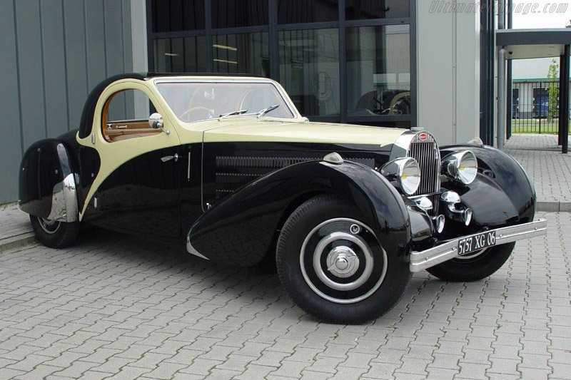 Click here to open the Bugatti Type 57 Atalante Roll-Back Coupe gallery