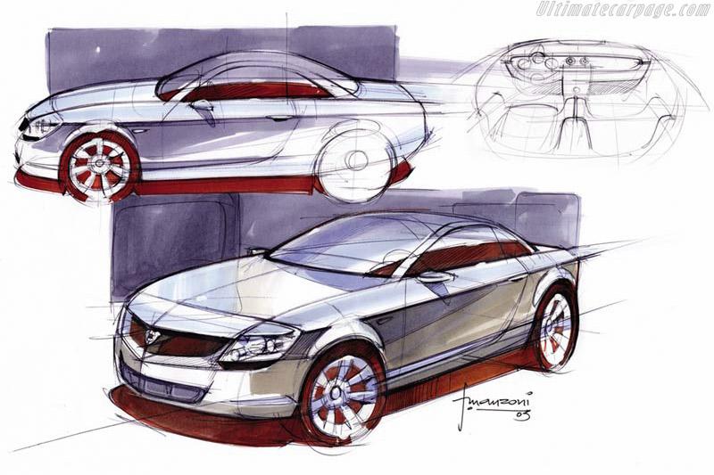 Lancia Fulvia Coupe Concept