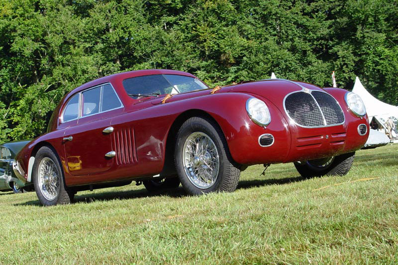 Alfa Romeo 6C 2500 SS Le Mans Berlinetta - Chassis: 915513   - 2003 Concours d'Elegance Paleis 't Loo