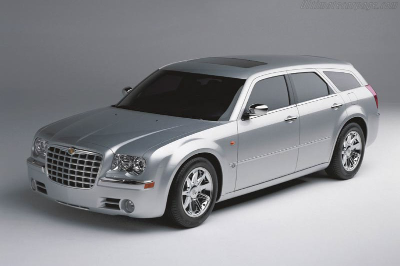 Click here to open the Chrysler 300C Touring gallery