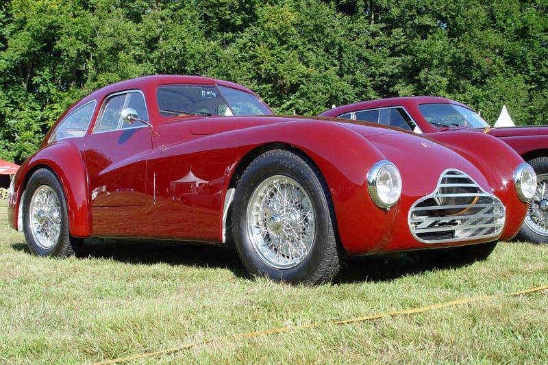 Click here to open the Alfa Romeo 6C 2500 Competizione gallery