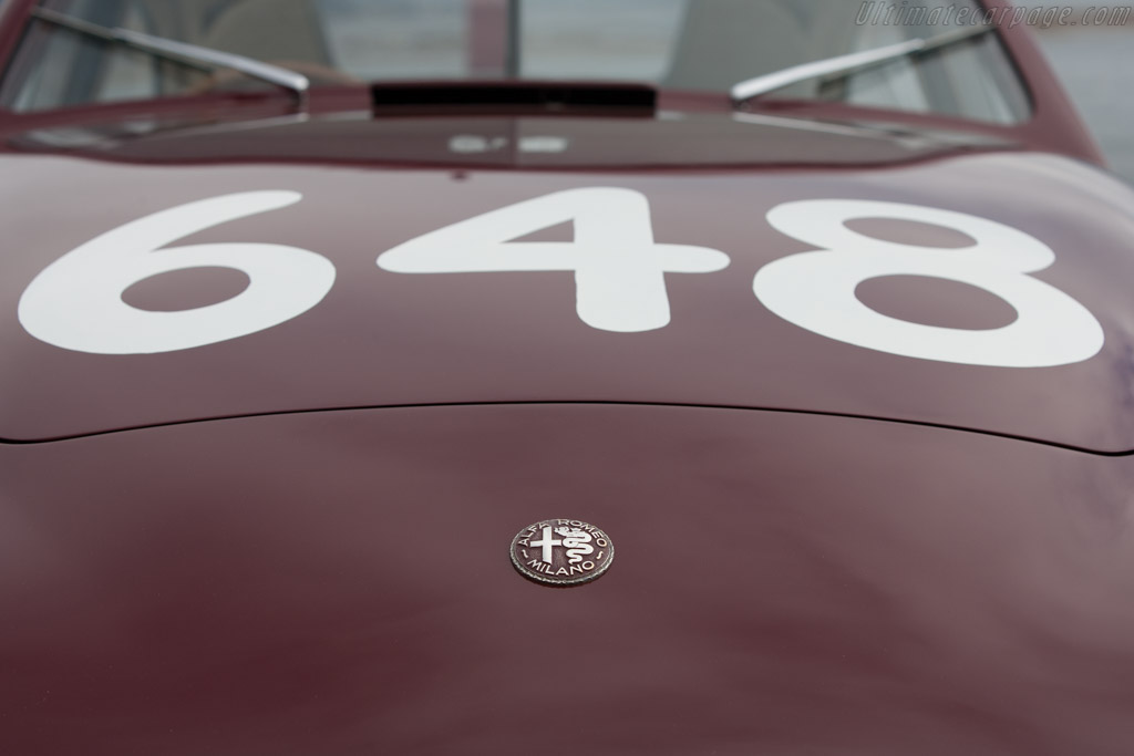 Alfa Romeo 6C 2500 Competizione - Chassis: 920002   - 2010 Pebble Beach Concours d'Elegance