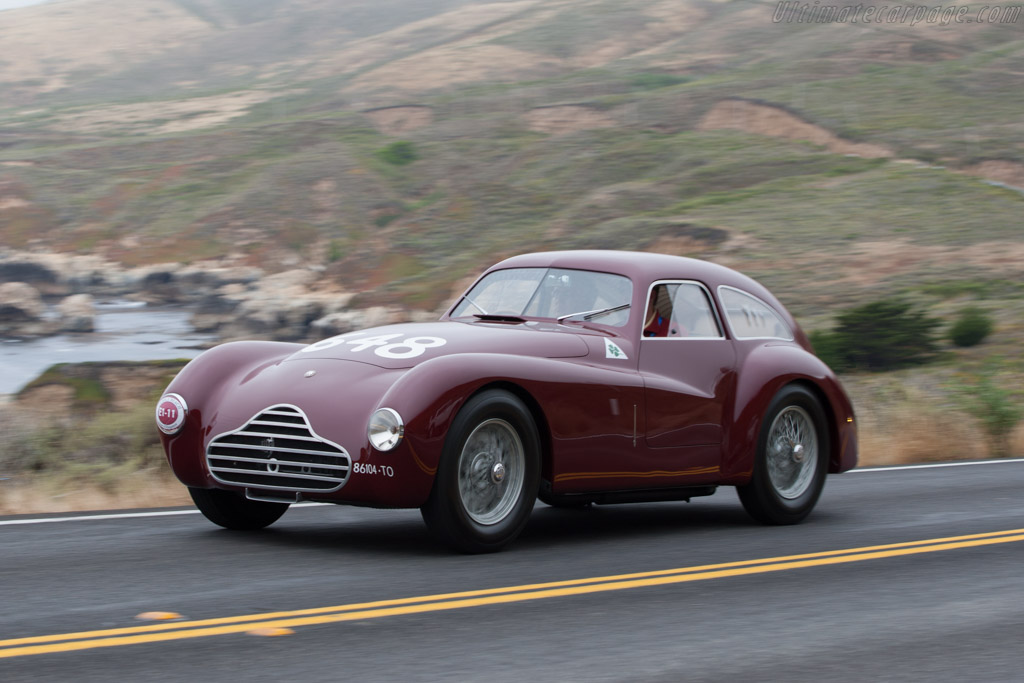 Click here to open the Alfa Romeo 6C 2500 Competizione gallery