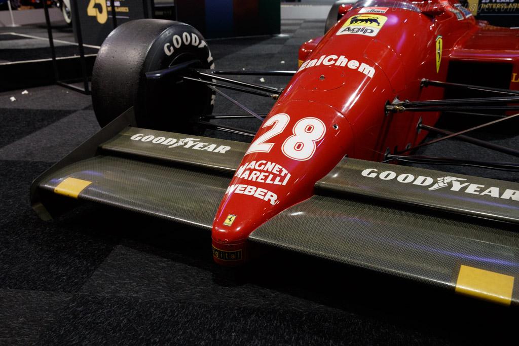 Ferrari F1/87 - Chassis: 100   - 2018 Interclassics Maastricht