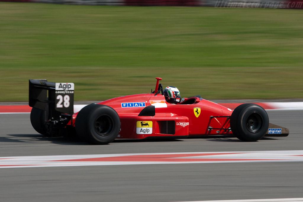 Ferrari F1/87 - Chassis: 097   - 2009 Modena Trackdays