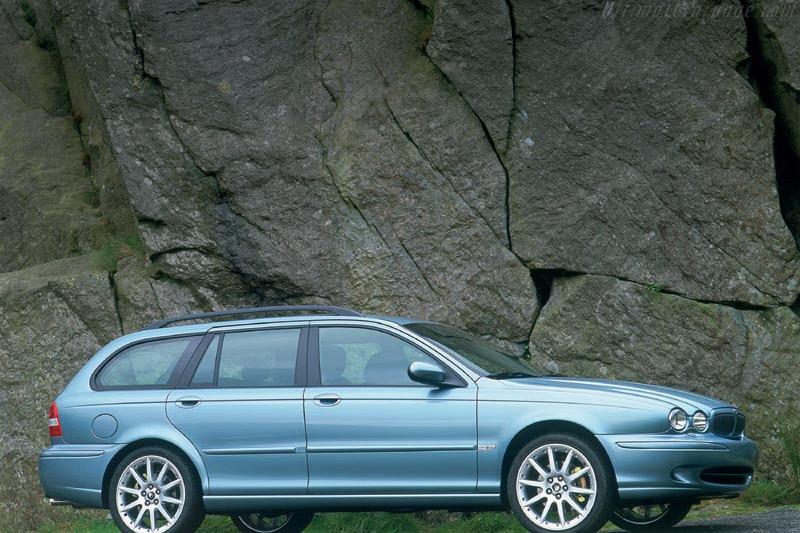 Jaguar X-Type Estate 3.0 V6