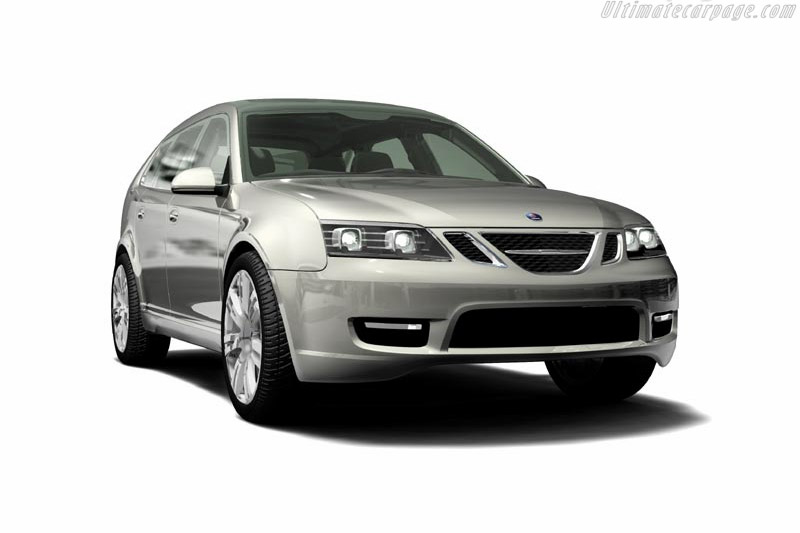 Click here to open the Saab 9-3 Sport-Hatch Concept gallery