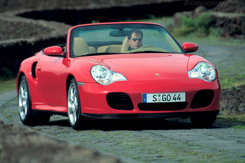Click here to open the Porsche 996 Turbo Cabriolet gallery