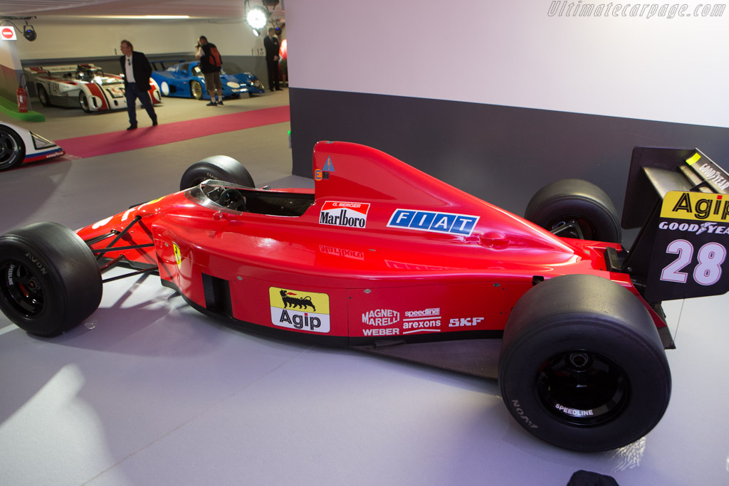 Ferrari 640 F1 - Chassis: 110   - 2014 Monaco Historic Grand Prix