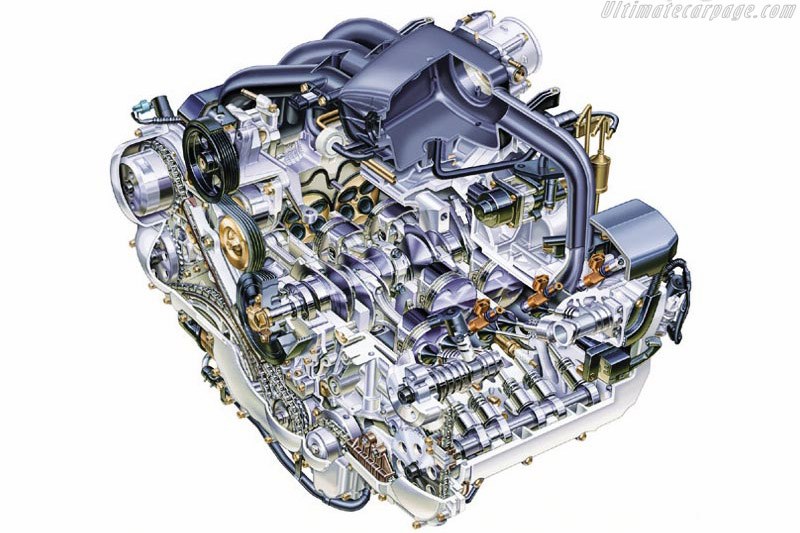 Subaru Legacy 3.0R