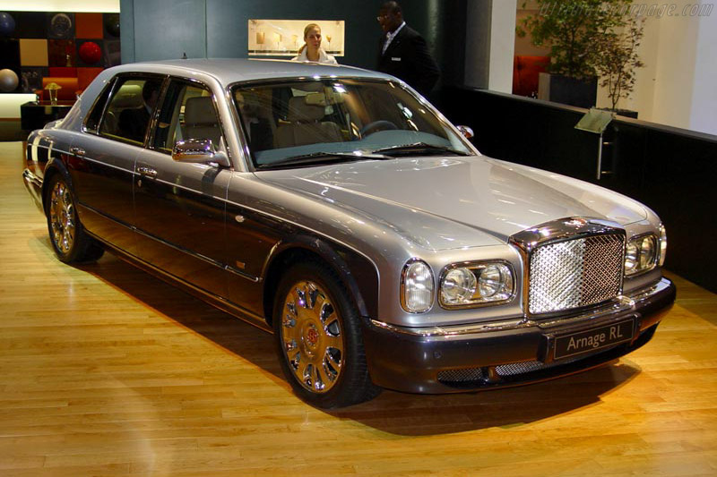 Click here to open the Bentley Arnage RL gallery