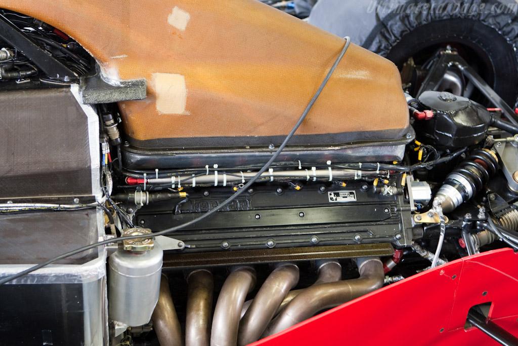 Ferrari 641 F1 Chassis 121 2009 Modena Trackdays