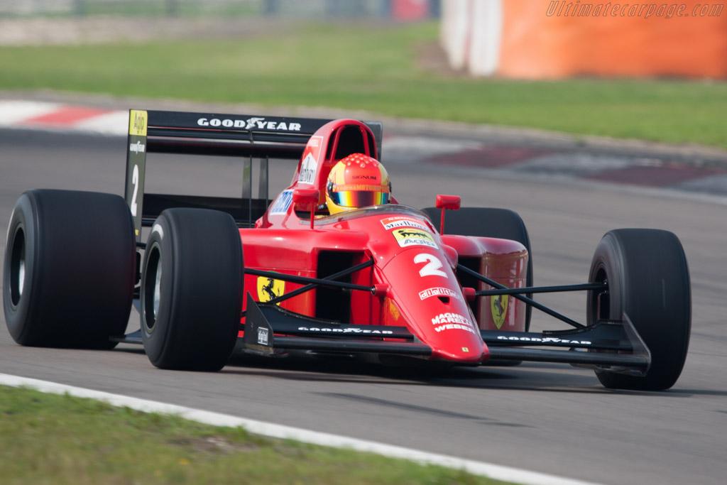1990 Ferrari 641 F1 - Chassis 120 - Ultimatecarpage.com