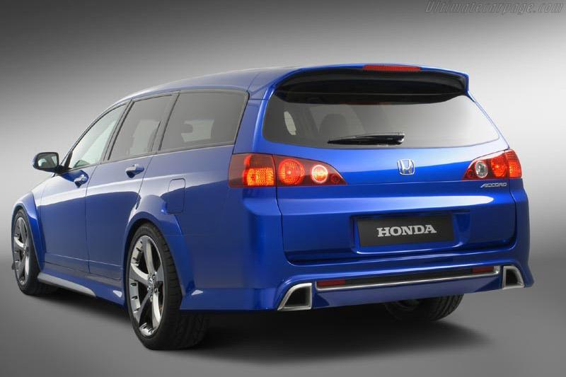 Honda Accord Tourer iCDTI Sports Study