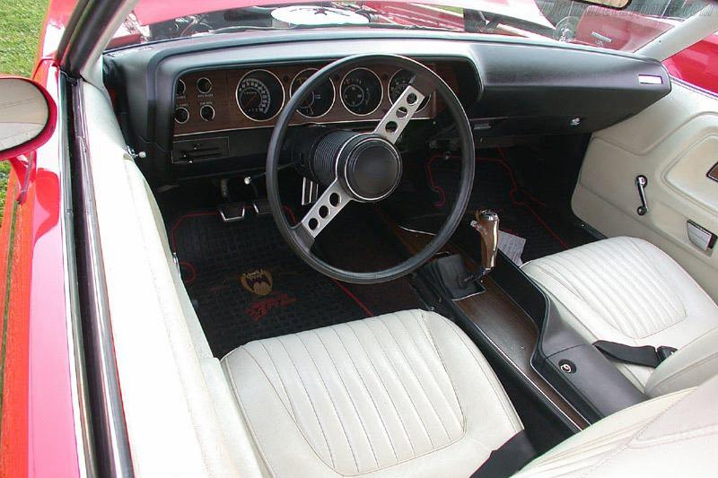 Dodge Challenger R/T 340