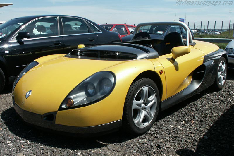 Click here to open the Renault Sport Spider gallery