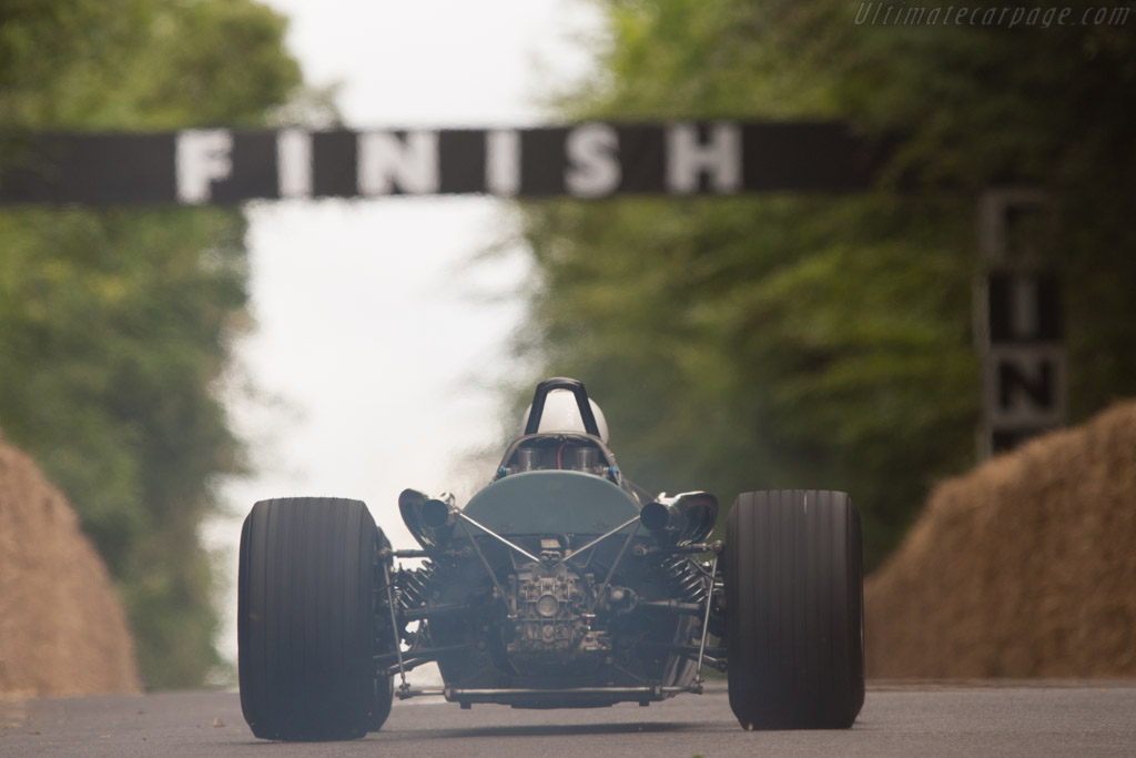 McLaren M3A Oldsmobile - Chassis: M3A/2   - 2010 Goodwood Festival of Speed