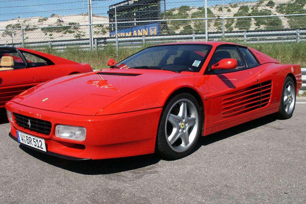 Click here to open the Ferrari 512 TR gallery