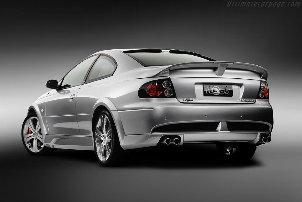 Holden HSV Coupe 4