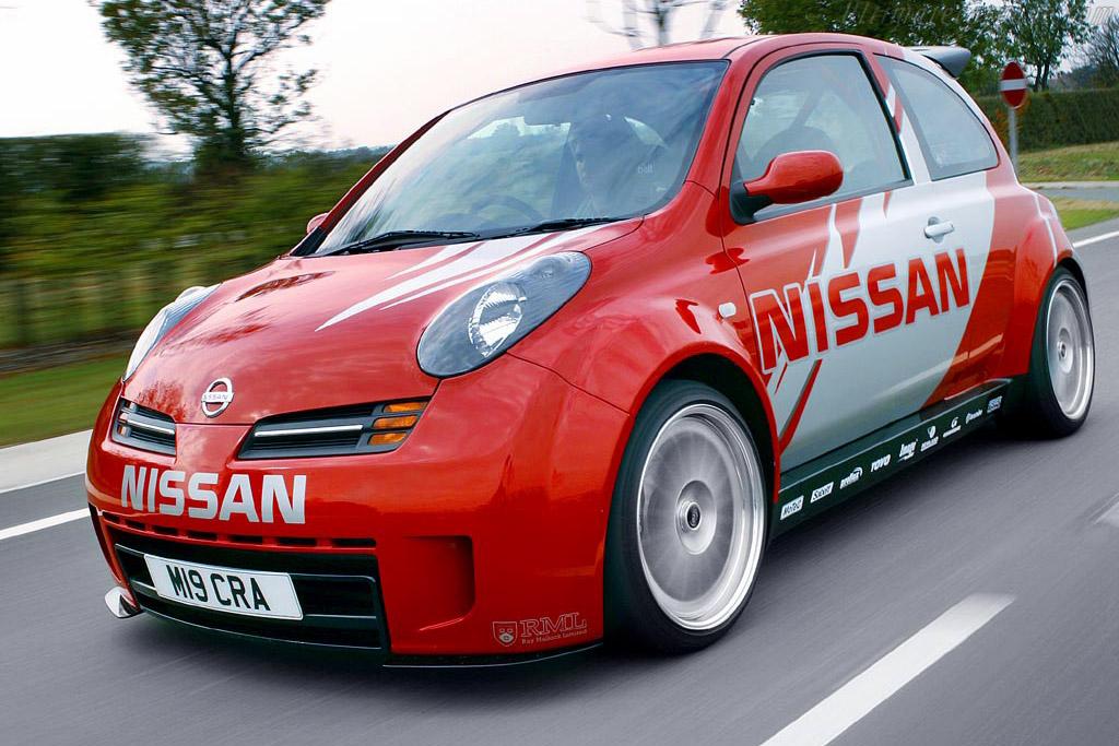 Nissan Micra R