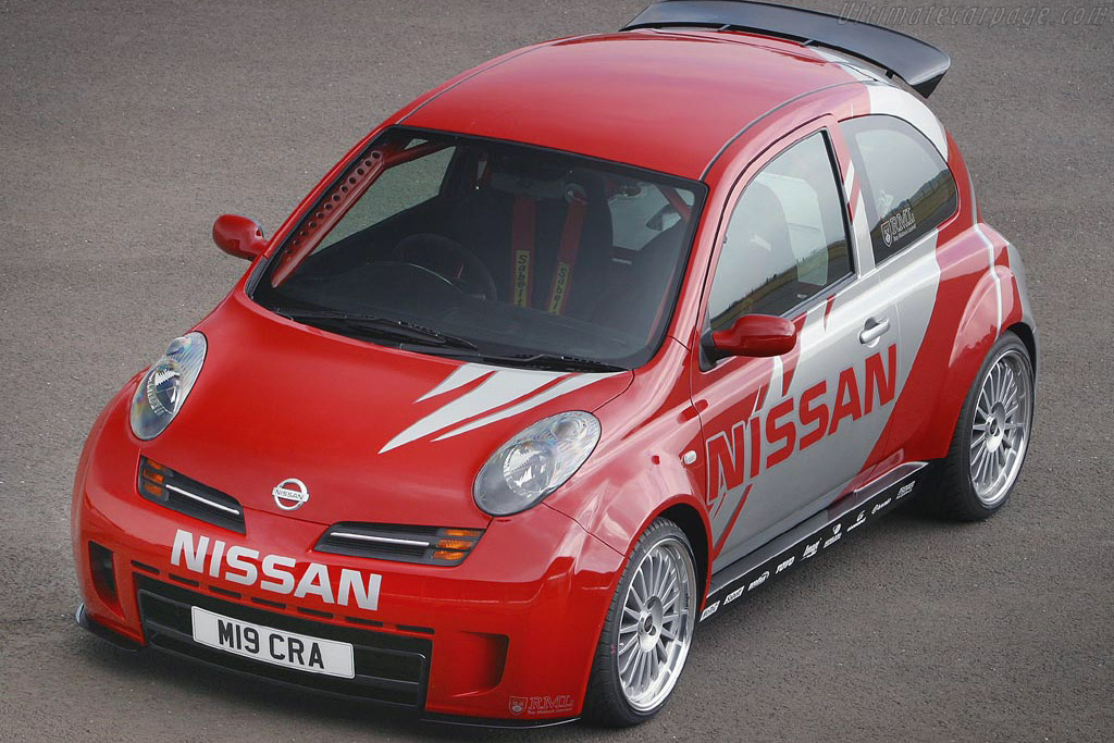 Click here to open the Nissan Micra R gallery