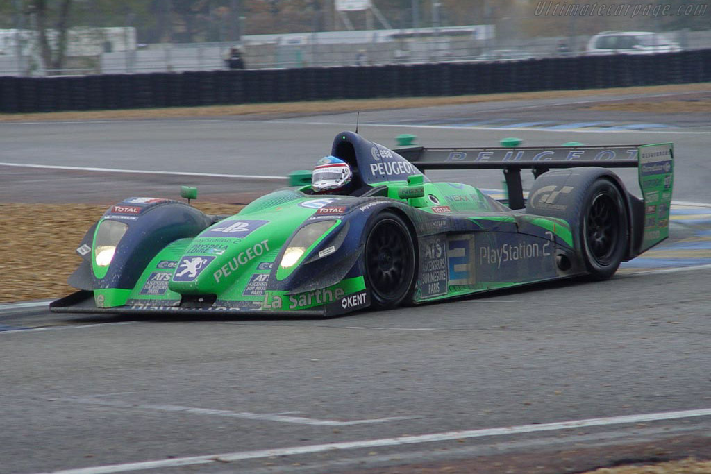 Click here to open the Pescarolo Courage C60 EVO 03 Peugeot gallery