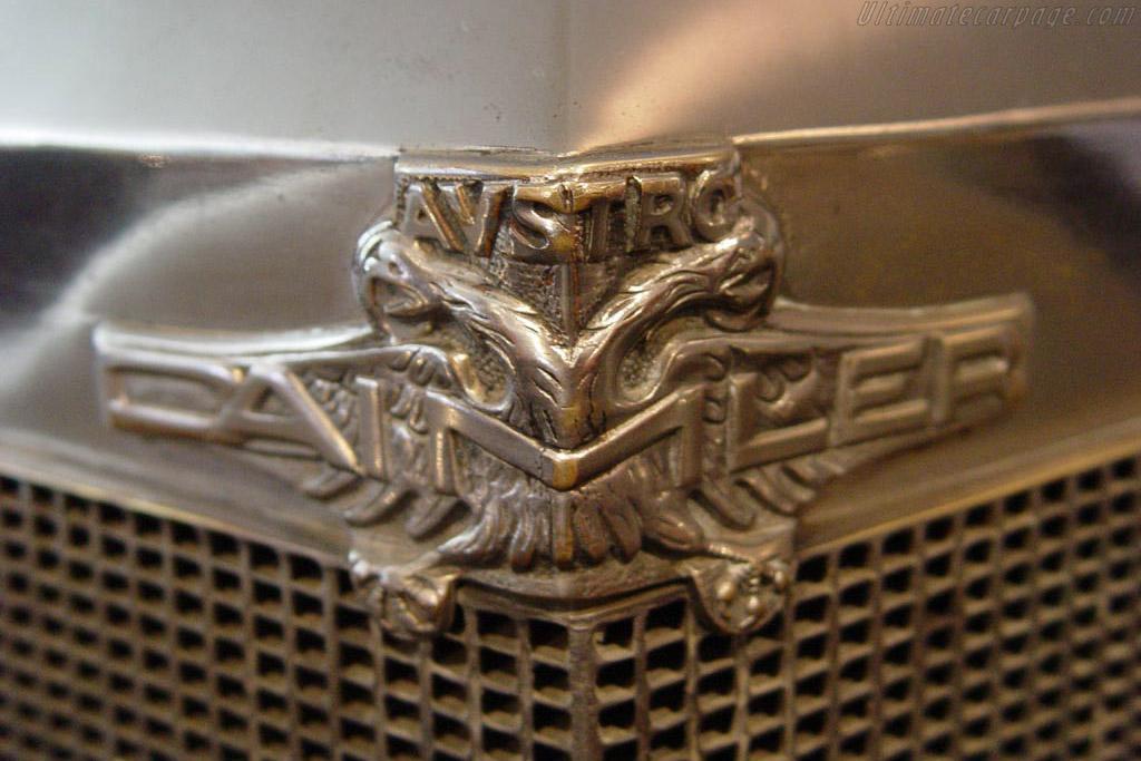 Austro-Daimler AD 617 Dual Cowl Tourer