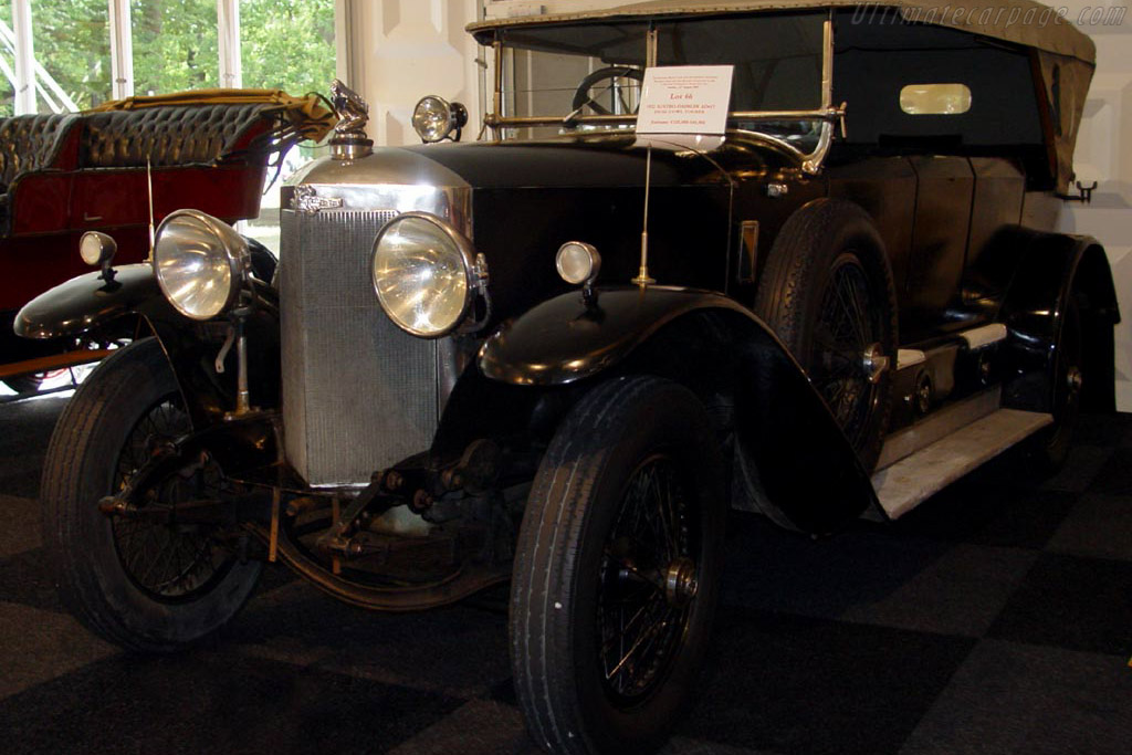 Click here to open the Austro-Daimler AD 617 Dual Cowl Tourer gallery