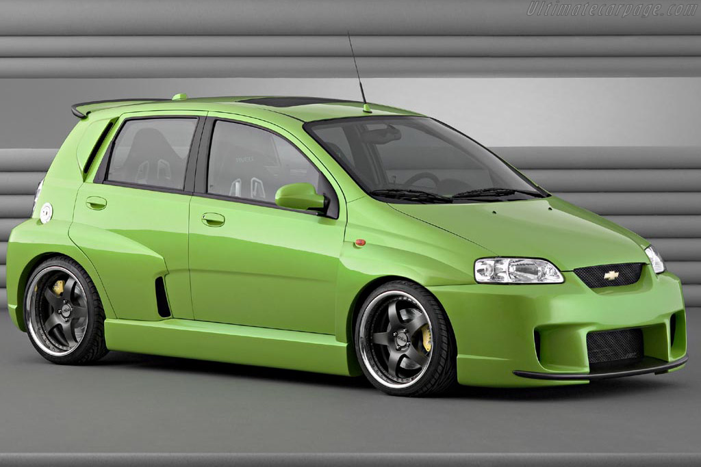 2003 Chevrolet Aveo Xtreme Images Specifications And Information