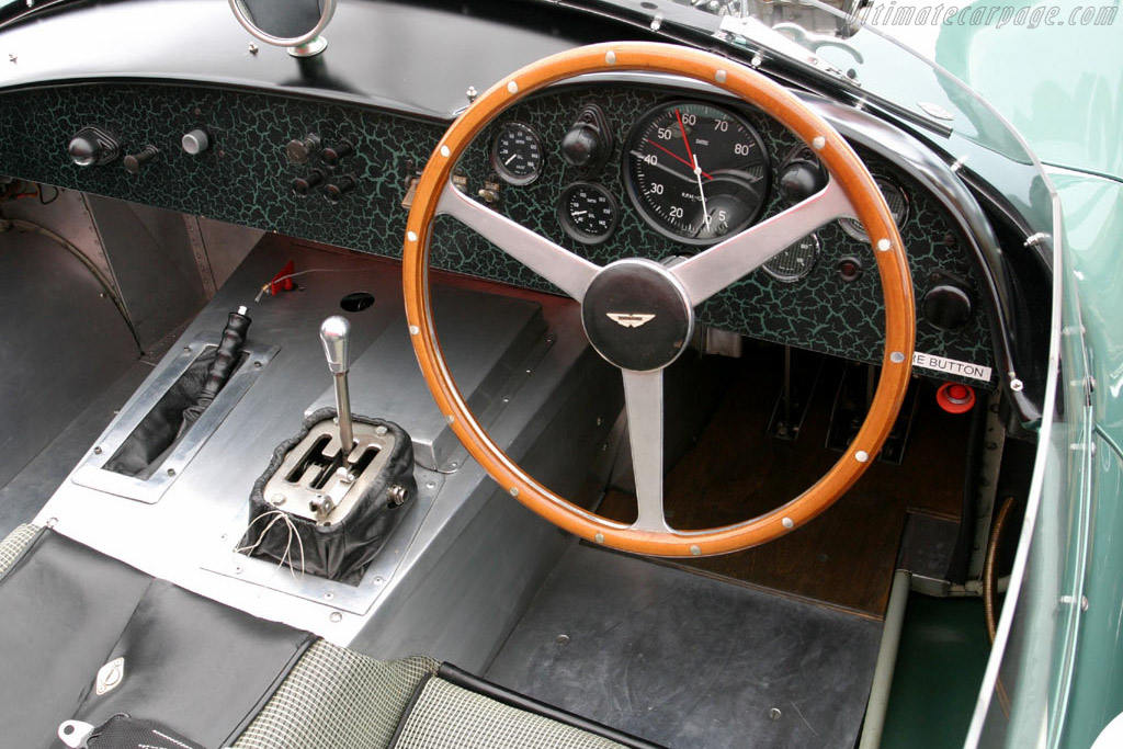 Aston Martin DBR2 - Chassis: DBR2/2   - 2005 Monterey Historic Automobile Races
