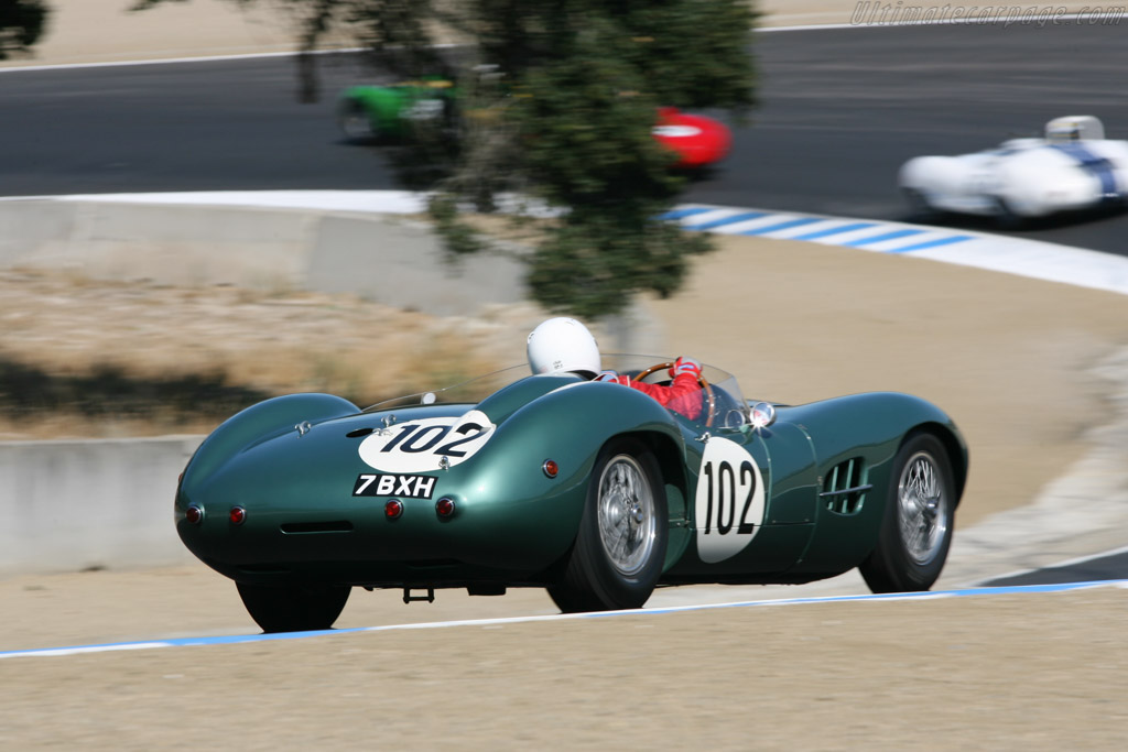 Aston Martin DBR2 - Chassis: DBR2/2   - 2006 Monterey Historic Automobile Races