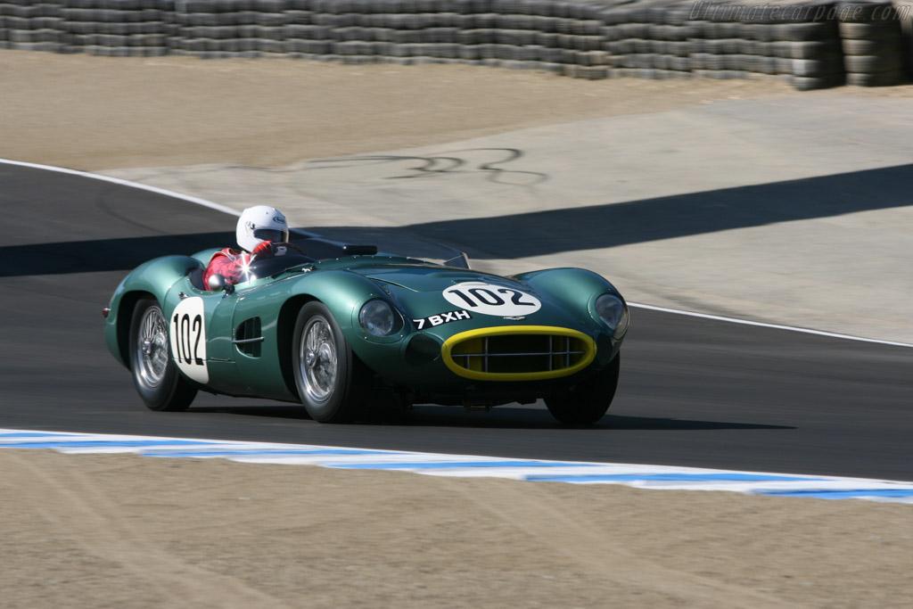 Aston Martin DBR2 - Chassis: DBR2/2   - 2006 Monterey Historic Automobile Races