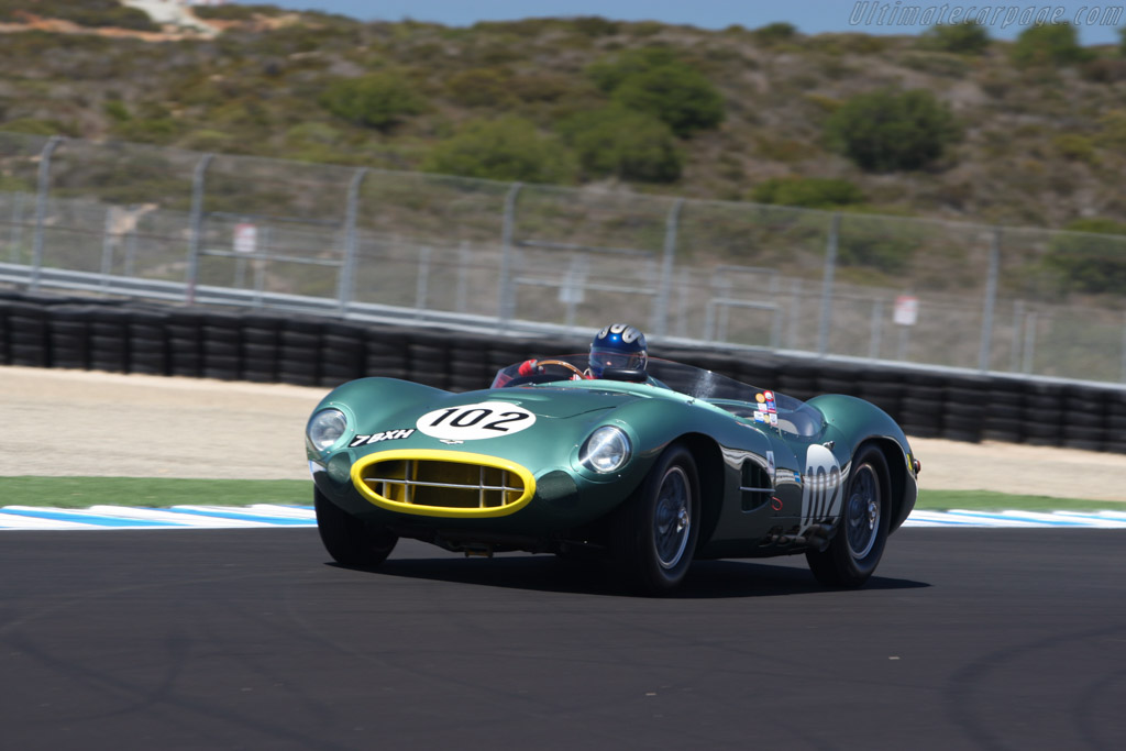 Aston Martin DBR2 - Chassis: DBR2/2   - 2007 Monterey Historic Automobile Races