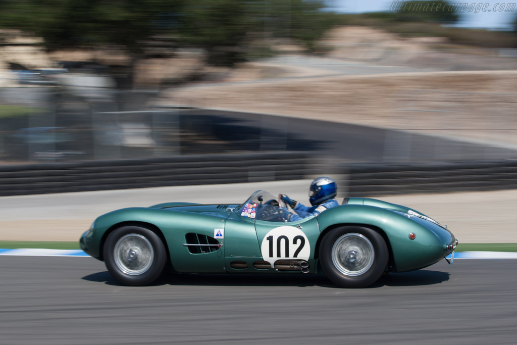 Aston Martin DBR2 - Chassis: DBR2/2   - 2009 Monterey Historic Automobile Races