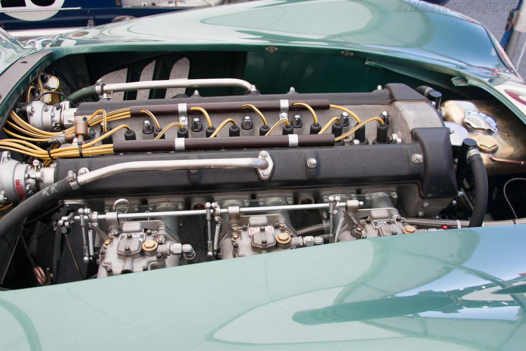 Aston Martin DBR2 - Chassis: DBR2/2   - 2012 Monterey Motorsports Reunion