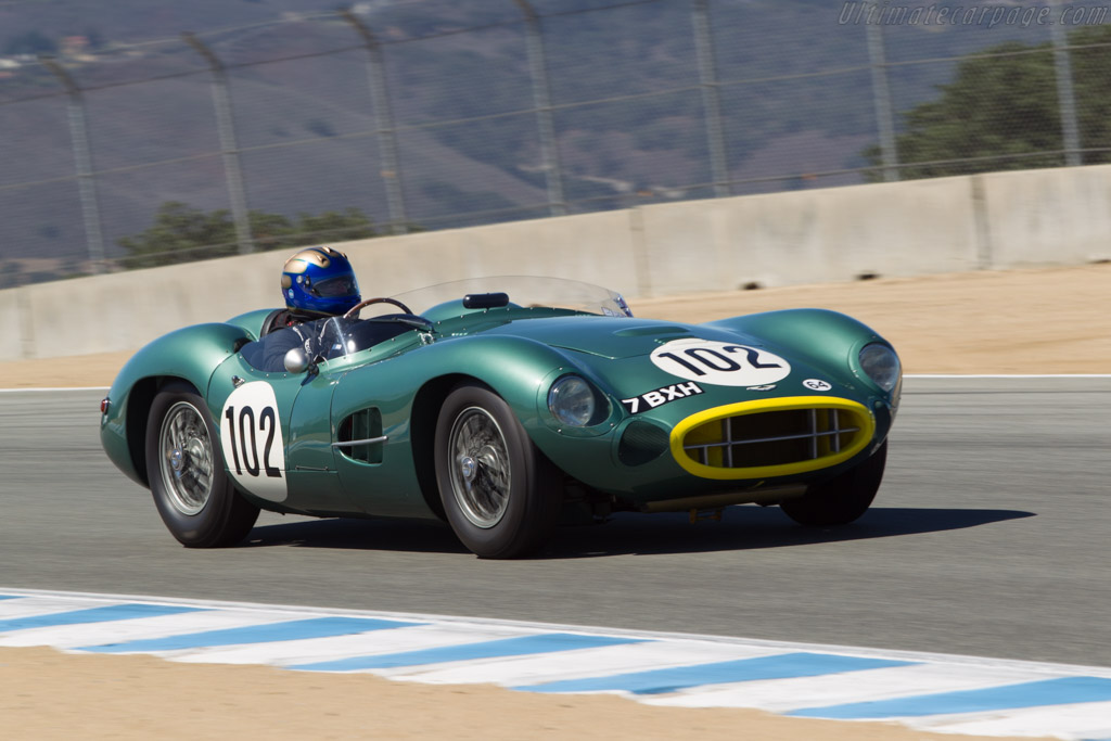 Aston Martin DBR2 - Chassis: DBR2/2   - 2014 Monterey Motorsports Reunion