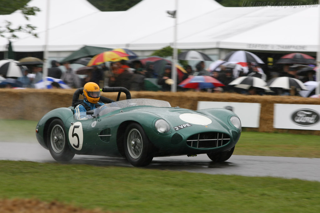 Aston Martin DBR2 - Chassis: DBR2/1   - 2007 Goodwood Festival of Speed